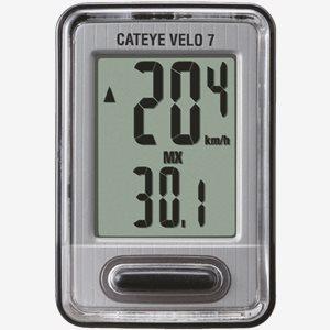 Cateye Cykeldator Velo7