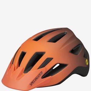 Specialized Cykelhjälm Shuffle Barn LED Mips Orange