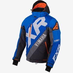 FXR Skoterjacka Yamaha CX Blå/Svart