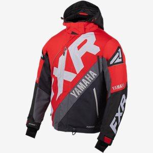 FXR Skoterjacka Yamaha CX Röd/Svart