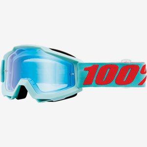 100% Crossglasögon Accuri Blå/Röd