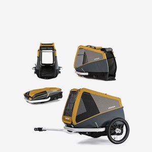 Croozer Cykelvagn Dog Peppa