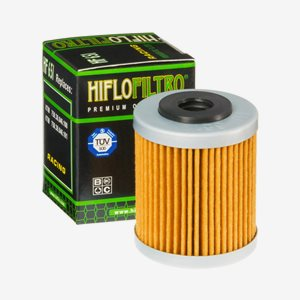 Hiflo Oljefilter HF 651
