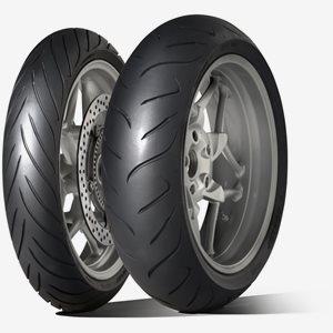 Dunlop MC Däck SPMAX Roadsmart 2 120/70ZR18