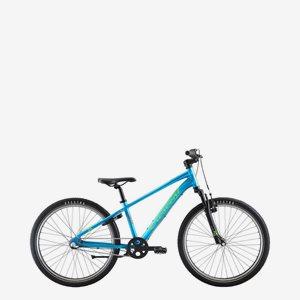 Barncykel Crescent Torn 24 Tum 3-Växlar Blå 2021