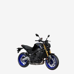 Yamaha MT09 SP 2021