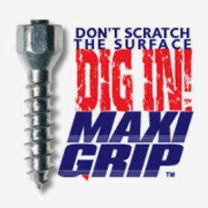 Maxi Grip Skodubbar 11mm 124st