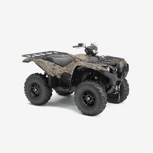 Grizzly YFM 700 EPS Traktor B Camo 2021