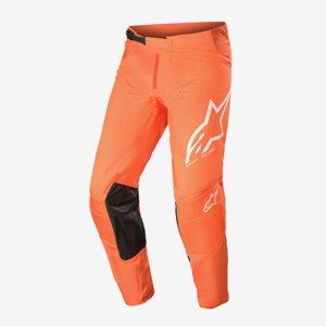 Alpinestars Techstar Crossbyxor Factory Orange/Vit