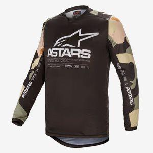 Alpinestars Racer Crosströja Tactical Desert Camo
