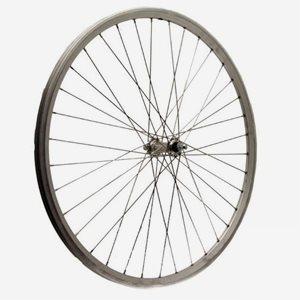 Spectra Cykelhjul Fram 28 tum Silver