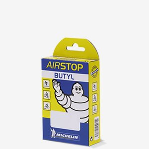Michelin Cykelslang Airstop 18/25-622 Presta 80mm
