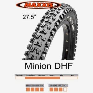 Däck Maxxis Minion DHF 3CG/Downhill 63-584 (27.5 x 2.50WT)