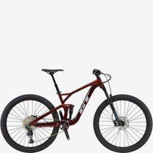 GT MTB Sensor Sport 29 Röd, 2021