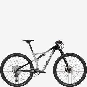 Cannondale MTB Scalpel Si Carbon 3 Silver/Svart, 2021