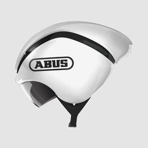 Cykelhjälm ABUS GameChanger TT Shiny White