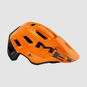 Cykelhjälm MET Roam MIPS Orange Black/Glossy Matt