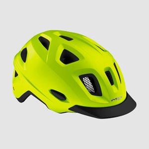Cykelhjälm MET Mobilite MIPS Safety Yellow/Matt
