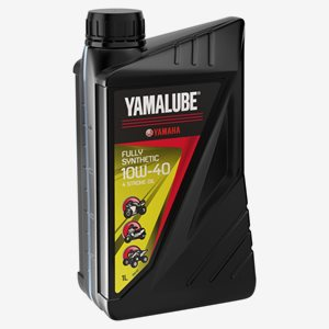 Yamalube Motorolja 10W40 Full Syntet 4-Takt 4 Liter