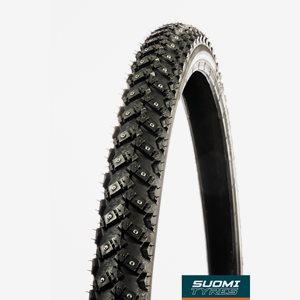 Dubbdäck Suomi Tyres Mount & Ground W160 47/50-559 (26 x 1.75/2.00), 160 dubbar