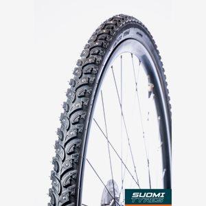 Dubbdäck Suomi Tyres Kide W106 47-622 (700 x 45C / 28 x 1.75), 106 dubbar
