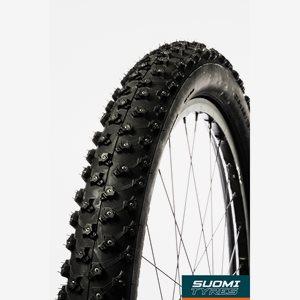 Dubbdäck Suomi Tyres Fat Freddie W348 75-584 (27.5 x 3.00), 348 dubbar