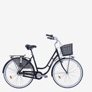 Damcykel MADE Lilje Original 3-växlad Svart 2021