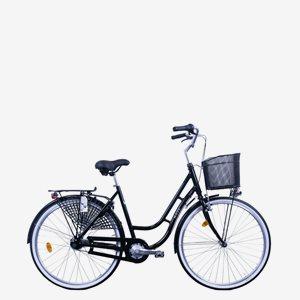 Damcykel MADE Lilje Original 7-växlad Svart 2021