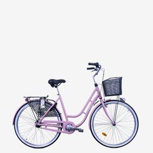 Damcykel MADE Lilje Original 7-växlad Rosa 2021
