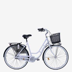 Damcykel MADE Lilje Original 3-växlad Vit 2021
