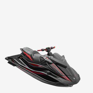 Yamaha Vattenskoter GP1800R-HO 2021