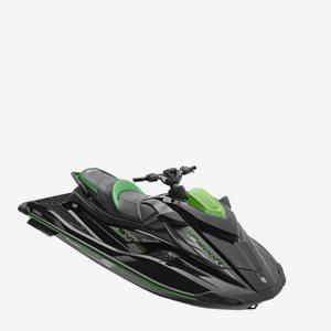 Yamaha Vattenskoter GP1800R SVHO Svart 2021