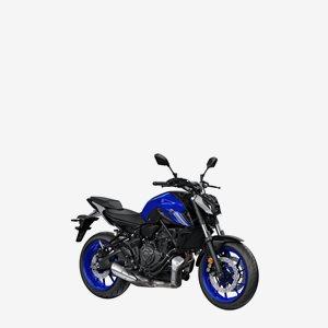Yamaha MT07 Blå/Svart 2021