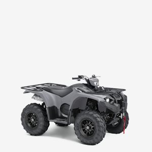 Yamaha Kodiak 450 EPS Alu Diff Lock TB Grå, 2021