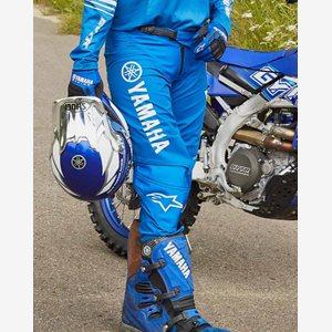 Yamaha Crossbyxor Blå