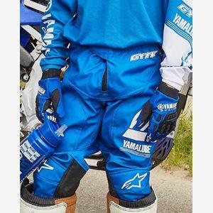 Yamaha Crossbyxor Junior Blå