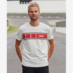 Yamaha T-Shirt Herr Vit