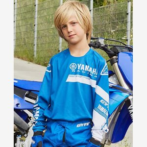 Yamaha Crosströja Junior Blå