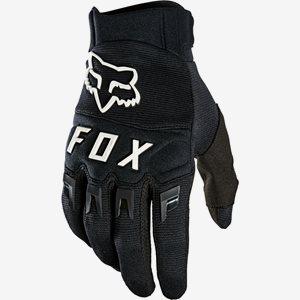 Fox Crosshandskar Dirtpaw Svart/Vit