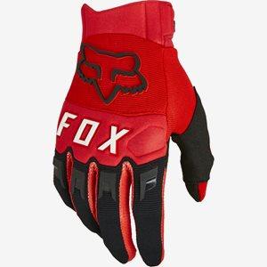 Fox Crosshandskar Dirtpaw Röd