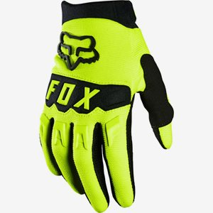 Fox Crosshandskar Junior Dirtpaw Gul