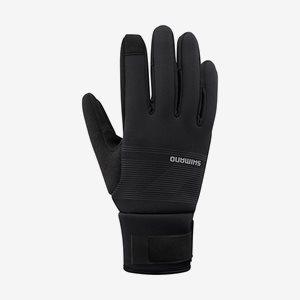 Shimano Handskar Windbreak Thermal Svart