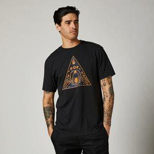 Fox T-Shirt Single Track Svart