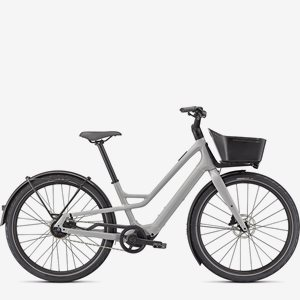 Elcykel Specialized Turbo Como SL 4.0 Dove Grey/Transparent