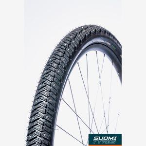 Dubbdäck Suomi Tyres Routa TLR E-Bike W248 54-584 (27.5 x 2.10) reflex, 248 dubbar