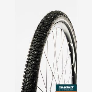 Dubbdäck Suomi Tyres Routa TLR E-Bike W252 50-622 (28 x 2.00) reflex, 252 dubbar