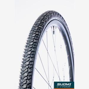 Dubbdäck Suomi Tyres Routa TLR E-Bike W248 42-622 (700 x 40C / 28 x 1.60), 248 dubbar
