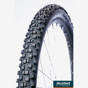 Dubbdäck Suomi Tyres WXC Piikkisika TLR SL W396 57-622 (29 x 2.25), 396 dubbar