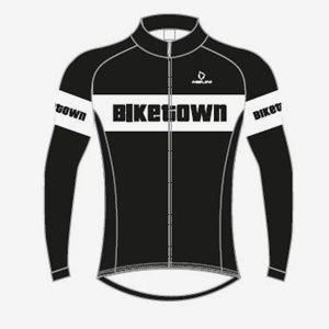 Cykeltröja Nalini Biketown Edition Långärmad