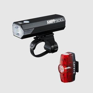 Lampset CatEye Ampp 500 / RAPID Mini